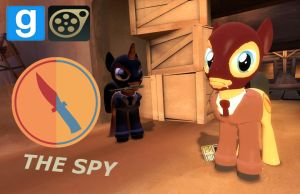 [DL] Spy Pony by Pika-Robo