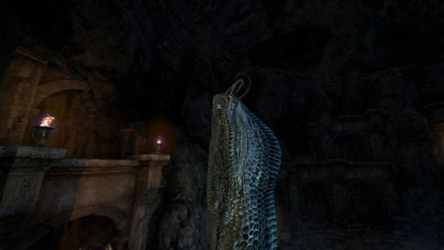 Dragon's Dogma Archydra Vore 22 by Iffy350