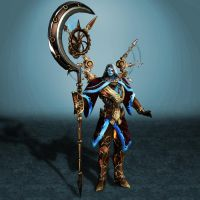 SMITE Chronos by ArmachamCorp