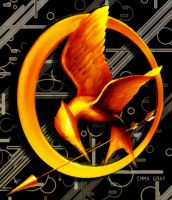 Mockingjay by DriveByArtist