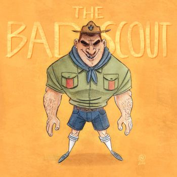 The bad scout by ClaudioNaccari