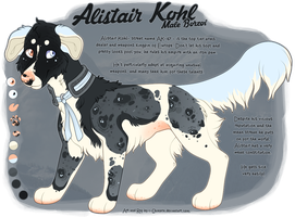 OC: Alistair Kohl by c-Chimera