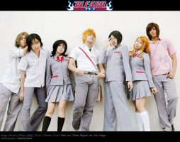 Bleach: The Usual Suspects by behindinfinity