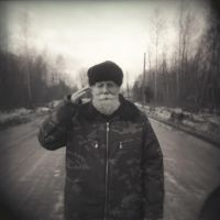 wanderring oldman by SiVkiN
