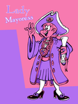 Lady May-oress by Granitoons
