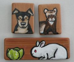 Magnets Commission by ysyra