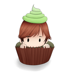 Hiccup=cake by fryzylstyk