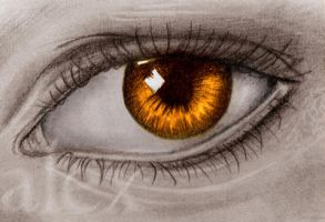 Golden Eye by alex-lp