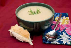 Apple and Parsnip Soup II by Sato-photography