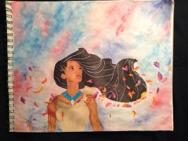 Pocahontas by EpicMcGee