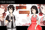 Autumn: Pairing 2 by sadisticHatter