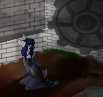 trapped in Vault 21 by Bringmetohell