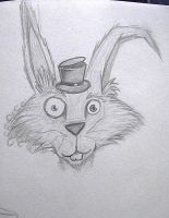 March Hare by ChloePudding