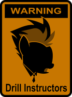Warning: Drill Instructors by DatBrass