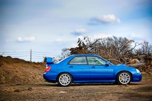 Subaru Impreza STi by Hawklight