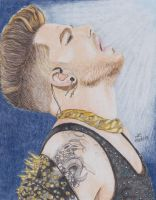 Adam Lambert - Live In Concert by AnnieOnTheLoose