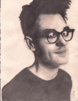 Morrissey by gadget-arms