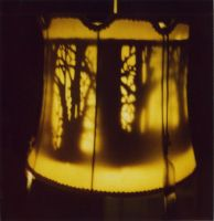 Shadow Lamp by greenmenace