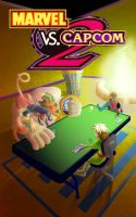 Marvel vs Capcom 2 Part 3 by Cuckooguy