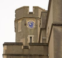 Clock Tower Stock by Sheiabah-Stock