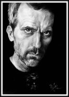 Dr. House is in the house by TheWhiteKat