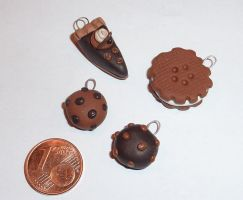 Cookie Charm Collection by PumpkinDream