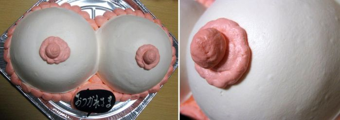 WTF Japan - Erotic Cake by Lissou-photography