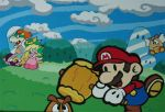 Paper Mario by Fioso