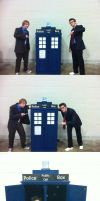 Doctor Who Cosplay: Derby City Comic Con by KnoppGraphics