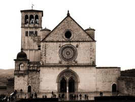 Assisi by tortagel