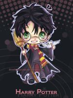 Harry Potter by StarMasayume