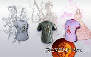 Sereni-Tee ad by jasonpal