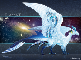 Tiamat Wallpaper by Araless