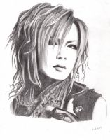 Uruha of the GazettE-3 by Mahuyu