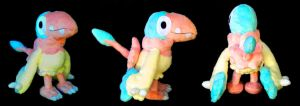 Archen Plush by Patchwork-Shark