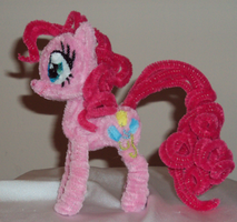 Pinkie Pie by PonyCrafter