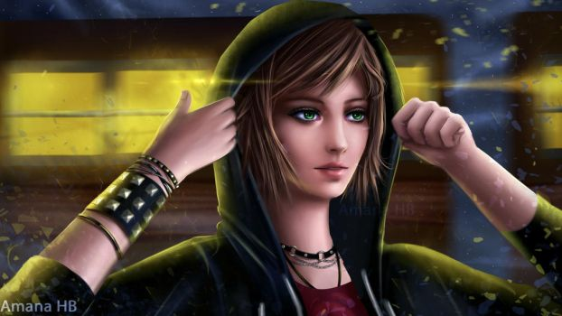 Life is Strange Before The Storm Fanart by Amana-Jackson