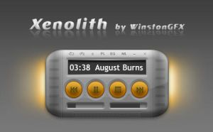 Xenolith for Xion by WinstonGFX