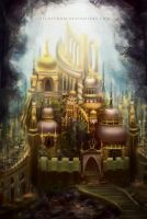 City of Gold by Illustrum