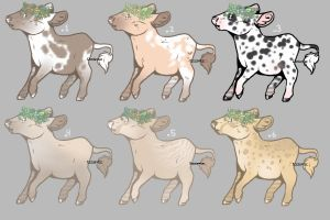 Cow Adopts - OPEN by Emmigator