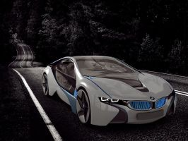 BMW Vision Effecient Dynamics by melkorius