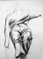 Gesture Drawing Clothed 3 by JakeGreen