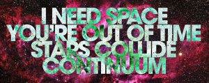 I need space by fezzonfffire