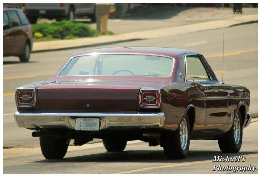 1966 Ford Galaxie by TheMan268