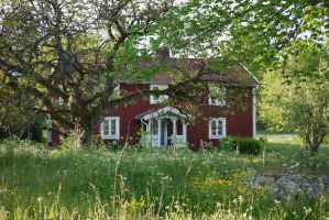 Swedish Idyll by Grandmagoingnuts