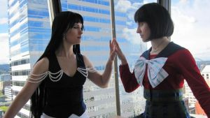 Cosplay: Mirror Image by Tomecko