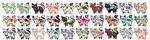 30 Cat Adopts   OPEN   by NyanNyanAdopts