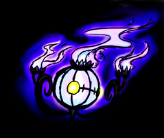 Chandelure by ThatPuggy