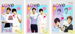 POSTER YUNJAE (Let's build our love) by valicehime