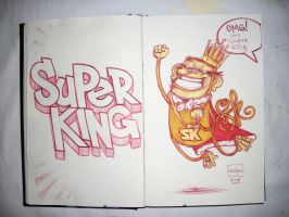 the super king is here by shitShyle